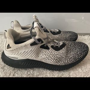 Adidas AlphaBounce CK Mens Sz 11.5 CQ0406 Black